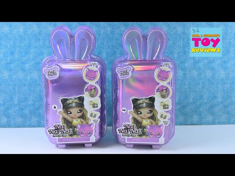 Na Na Na Surprise Series 3 Blind Box Doll Opening Review | PSToyReviews