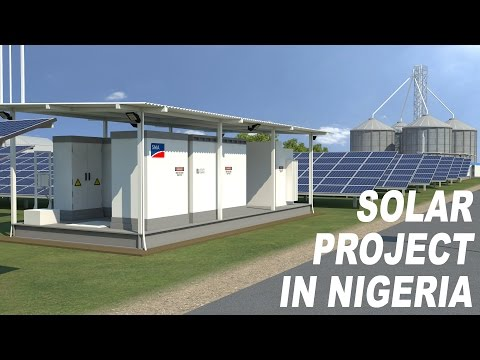 Solar Project in Nigeria