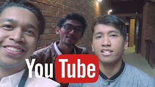 Meeting MR. KOKOM, REZZADUDE and RHYS!!-  Youtube Content Creator Day 2018 - Watch till end -