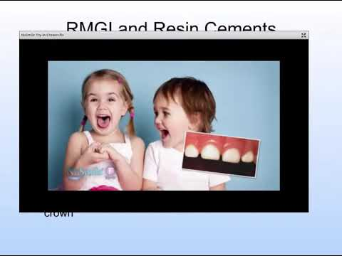 Dental Treatment: Pediatric Bioactive Cementation