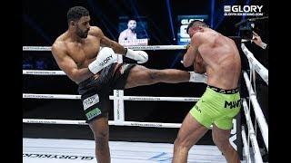 GLORY 62: Benjamin Adegbuyi vs. Arkadiusz Wrzosek (Tournament Quarter-Final) - Full Fight