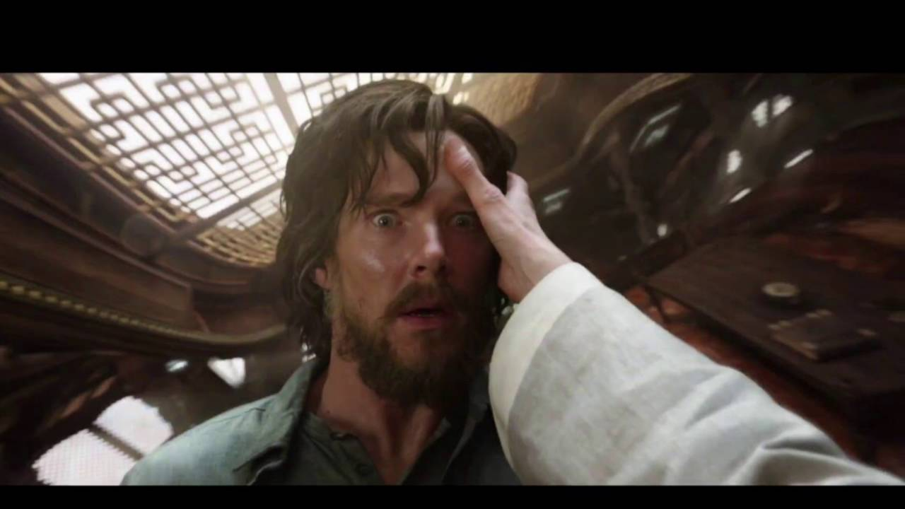 Doctor strange after credits scene online