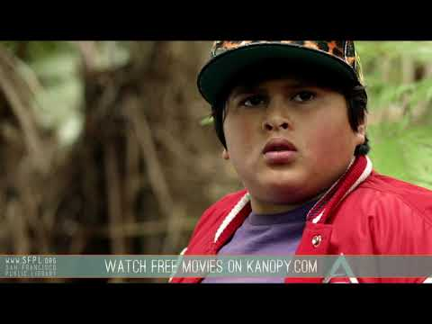 """""""Hunt for the Wilderpeople"""" on Kanopy at San Francisco Public Library"""