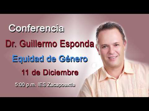 Conferencia Guillermo Esponda