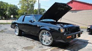WhipAddict: FOR SALE: 1987 Buick Grand National, $15,000 or best offer, 76k miles, Turbo TA60