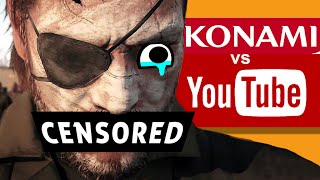 YouTube CENSORED by Konami? - Dude Soup Podcast #15