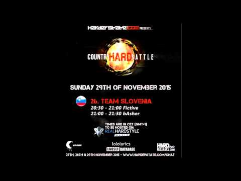 bAsher @ Harderstate Country Hard Battle 2015 (Team Slovenia)