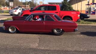 Pro Street Chevy Nova II