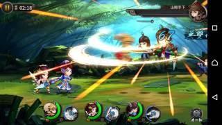 【レイジオブウォーリア】rage of warriorやってみた 三国志本格戦略バトル kongho新作スマホゲームアプリ