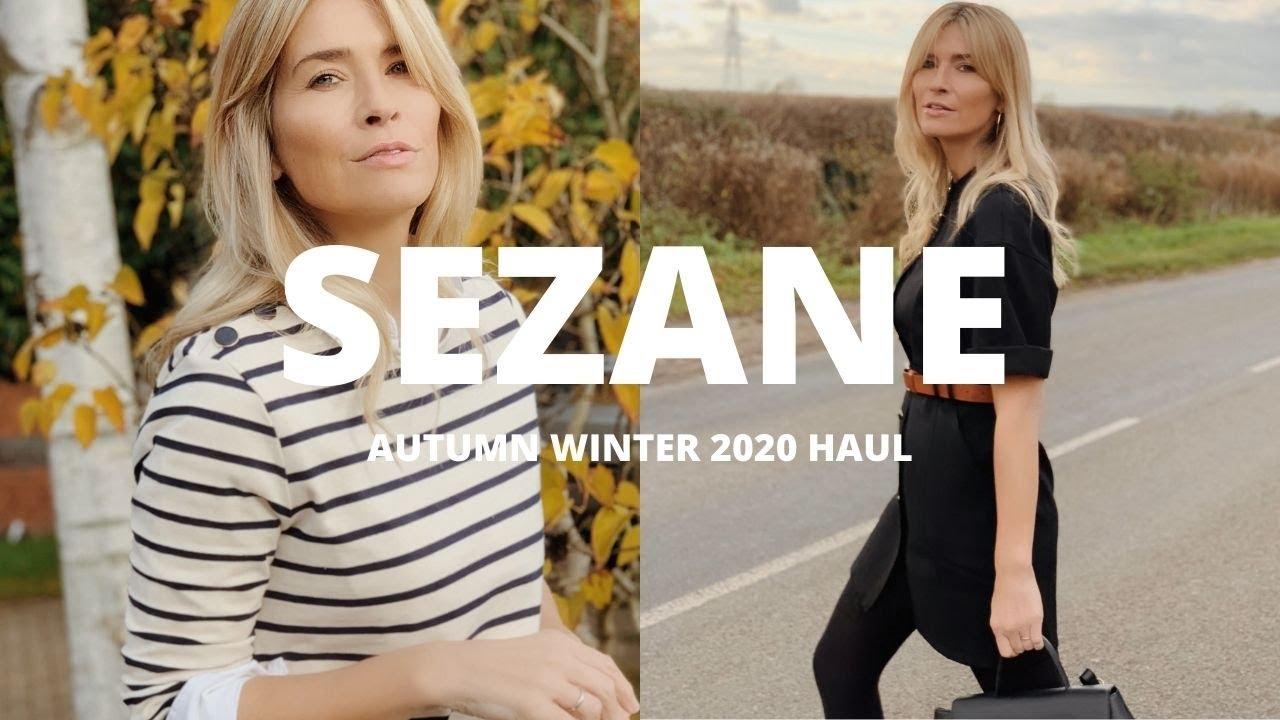 SEZANE HAUL | Parisian Style | FASHION TRENDS (2020)