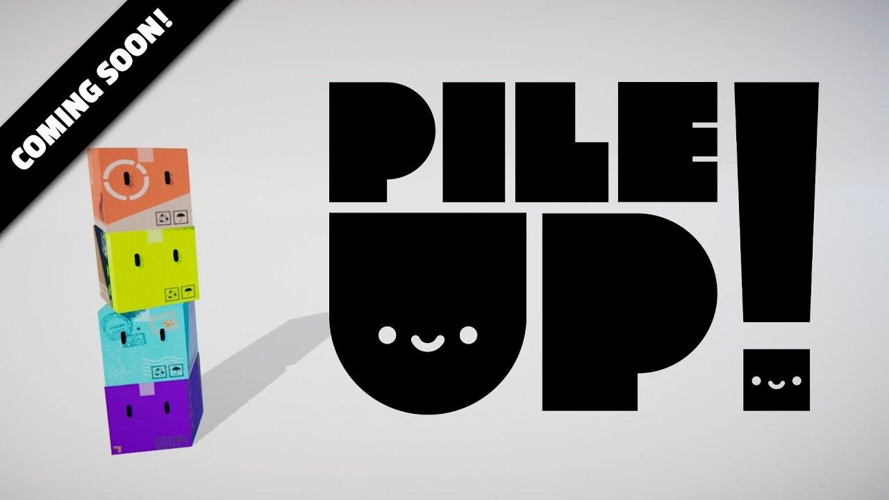 Ανακοινώθηκε το Pile Up! για το Switch
