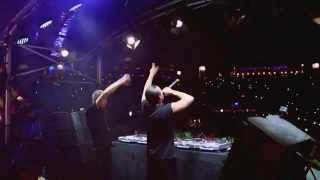 Dimitri Vegas & Like Mike   Live at Tomorrowland-Zombie Nation - Kernkraft 400 Remix)