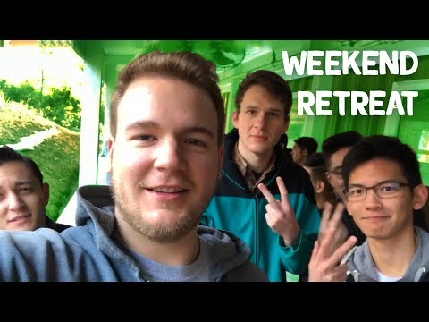 Winter Revive Retreat | Student Life Vlog