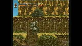 Metal Slug 4 & 5  Xbox Gameplay - Metal Slug 5 Rampage