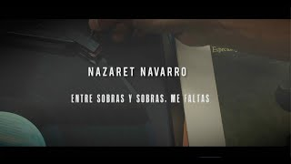 Antonio Orozco - Entre Sobras Y Sobras Me Faltas    - Nazaret Navarro
