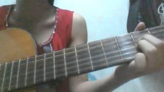 Vì Một Người (Ưng Đại Vệ) - Guitar Cover by Pé Ty
