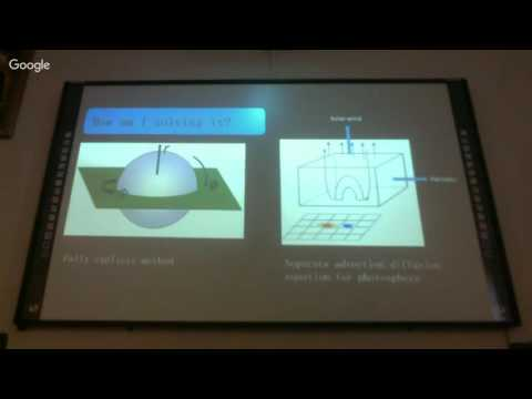 Mini Workshop at Istanbul University Observatory
