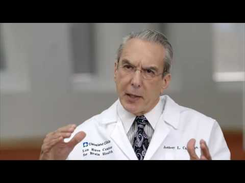 Bexarotene study and clinical research at Cleveland Clinic Lou Ruvo Center for Brain Health