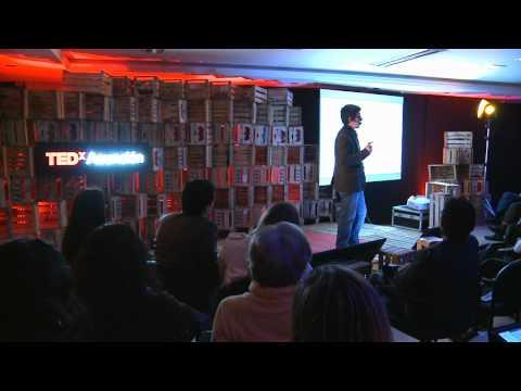 """Máquinas hablando con Neuronas"" Fernando Brunetti at TEDx Asunción"