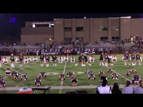 """Albert Gallatin Cheerleaders - There's No Place Like """"Home""""coming - Pregame"""