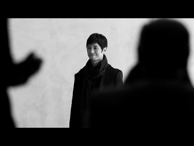 Giorgio Armani - Made to Measure - GQ Japan Shoot with Hidetoshi Nishijima by Aldo Fallai