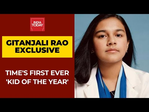 Meet Gitanjali Rao, 15-Year-Old Scientist And Time's First Ever 'Kid ...