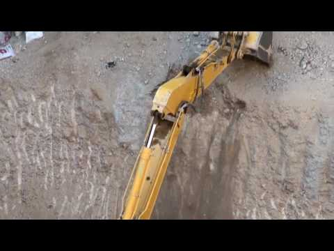 Foundation Excavation, Drilling and Retaining Structure construction of Freshteh Pasargad hotel