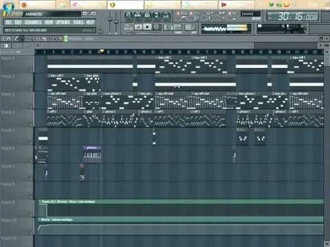 FL Studio JKT48 - Heavy Rotation Chiptune 8bit cover