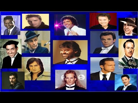 Grandes Cantantes del Siglo XX - Great Singers 20 Century.