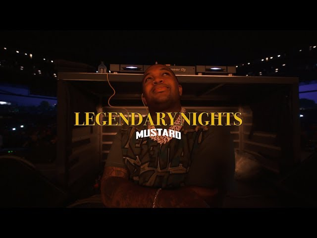Legendary Nights After Movie (Official Tour Recap)