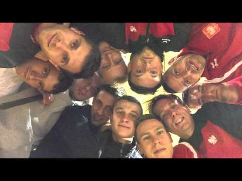 """Hello Leipzig"" Polish Hockey Nationalteam"