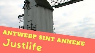 Antwerpen Sint Anneke plage