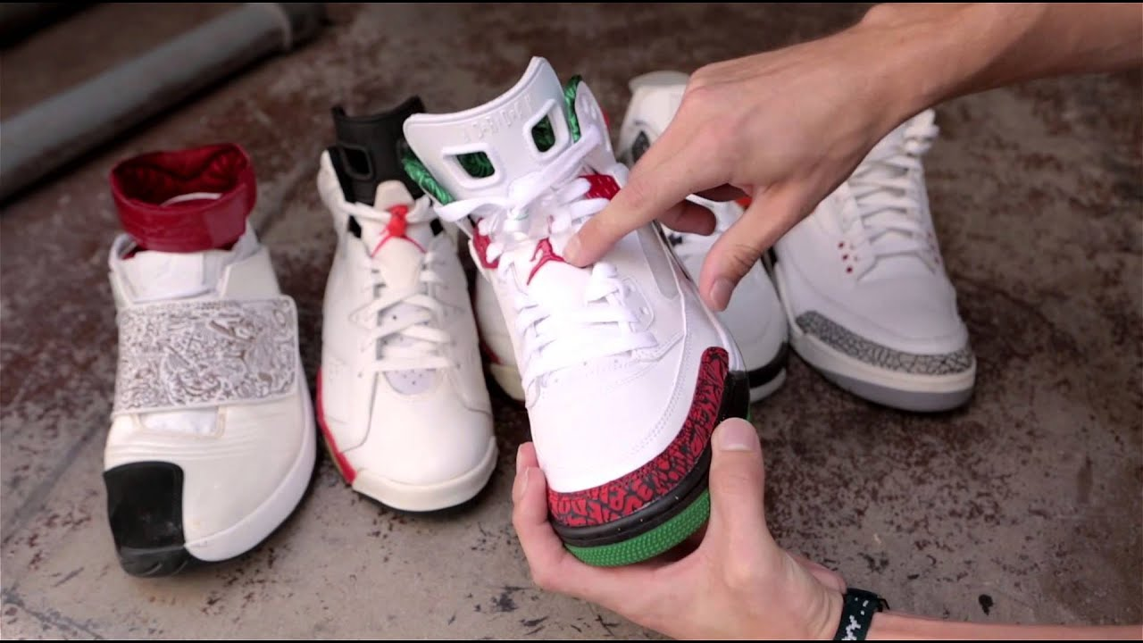 Breaking Down The Jordan Spiz'ike