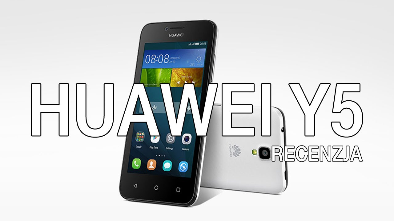 Fantastyczny Huawei Y5 - recenzja | T-Mobile Trendy - YouTube EN91