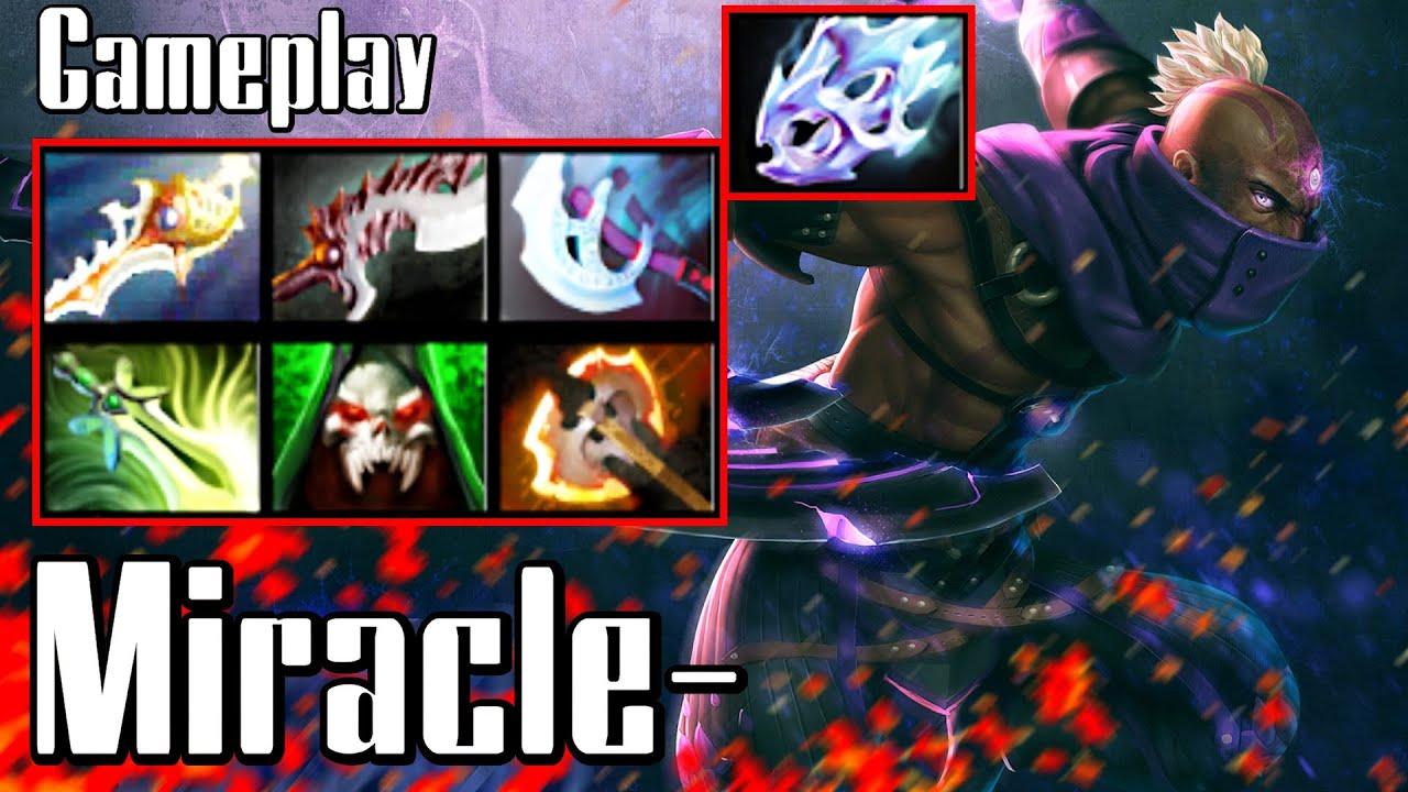 Miracle Antimage Dota 2 Gameplay Vol 3 Ranked 8000 MMR YouTube