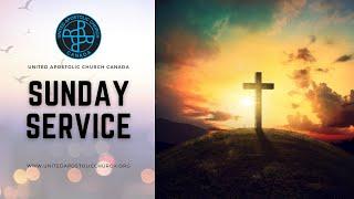 United Apostolic Church I Sunday Online Divine Service I 10th January 2021
