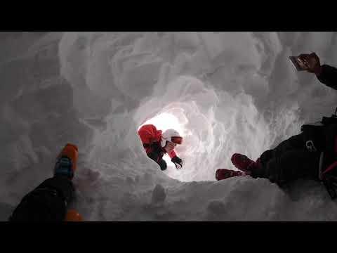 Bergrettung Steiermark - Wintergrundkurs 2019