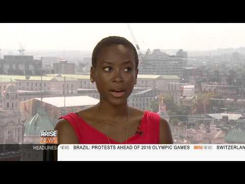 Actress Tracy Ifeachor talks about Alpha Beta