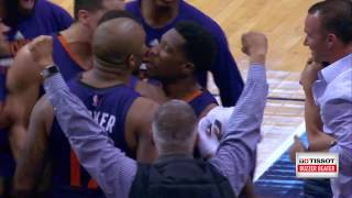 Tissot Buzzer Beater: Eric Bledsoe Sinks Jumper For Win