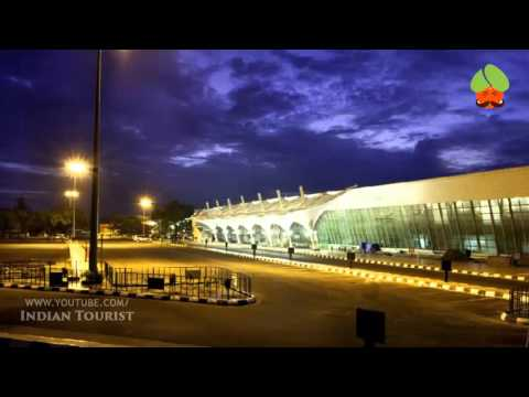 Coimbatore International Airport -  Peelamedu Airport - Tamilnadu - India