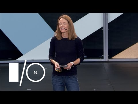 What's new in Android development tools - Google I/O 2016