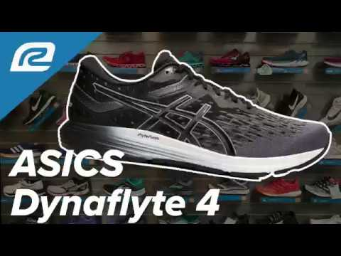 ASICS Dynaflyte 4 | First Look Shoe Review/Preview - YouTube