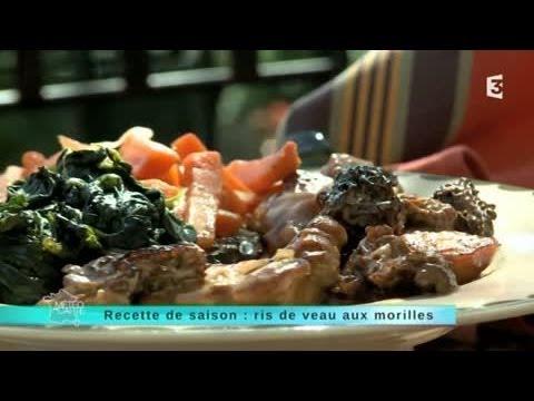recette-de-saison-:-ris-de-veau-aux-morilles