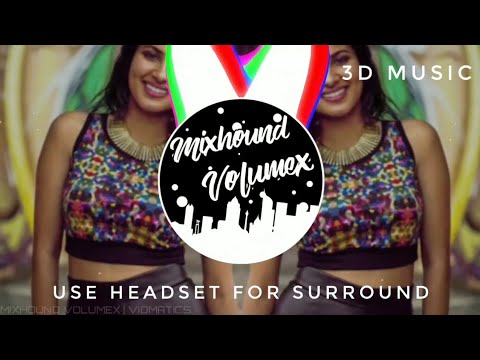 🎧🎵Be Free (3D Surround) Pallivaalu Bhadravattakam - Vidya Vox | 3D Surround Music
