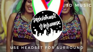 🎧🎵Be Free (3D Surround) Pallivaalu Bhadravattakam Vidya Vox | 3D Surround Music