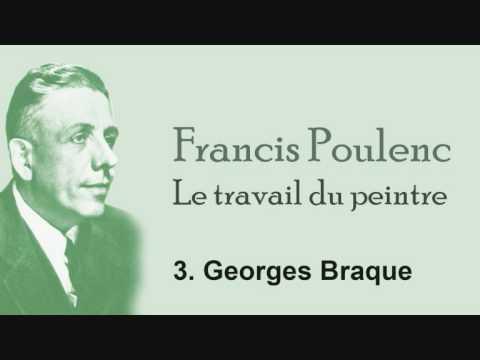 poulenc - Georges Braque.wmv