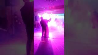 Прекрасный танец жениха и невесты-балерины Кристиан и Алина 28.04.2017