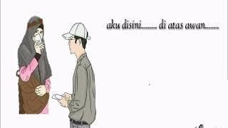 Gambar cover Al ghazali ( ku rayu bidadari ) #lirik animasi