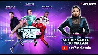 [FULL] I Can See Your Voice Malaysia Minggu 11  bersama Dayang ! | #ICSYVMY