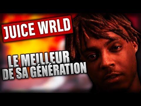 JUICE WRLD | LE MEILLEUR RAPPEUR DE SA GÉNÉRATION !
